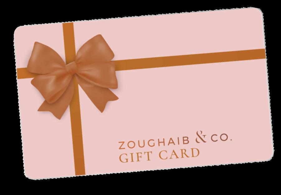 Zoughaib gift card